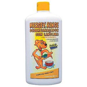 Shampoo Mersey Rinse Desembaraçador para Cães 500ml