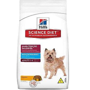 Ração Hills Science Diet Small Bites - 7,5kg