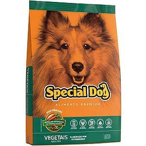 Ração Special Dog Premium Vegetais para Cães Adultos - 15kg