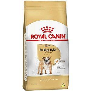 Ração Royal Canin para Cães Adultos da Raça Bulldog - 12 Kg