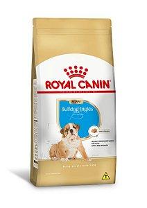 Ração Royal Canin para Cães Filhotes da Raça Bulldog - 12kg