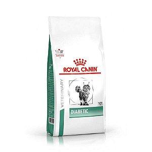 Ração Royal Canin Feline Veterinary Diet Diabetic - 1,5kg