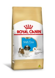 Ração Royal Canin Shih Tzu Junior