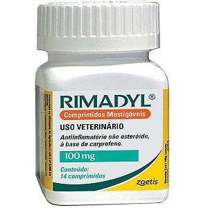 Rimadyl Frasco - 14 Comprimidos