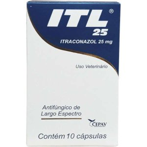 Antifúngico ITL Itraconazol