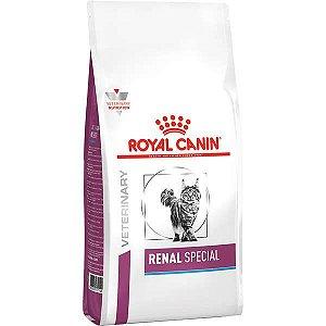 Ração Royal Canin Feline Veterinary Diet Renal