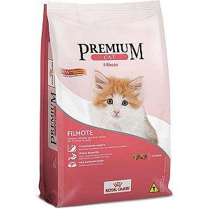 Ração Royal Canin Cat Premium para Gatos Filhotes - 1kg