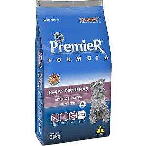 Ração Premier Cães Adultos Raças Pequenas