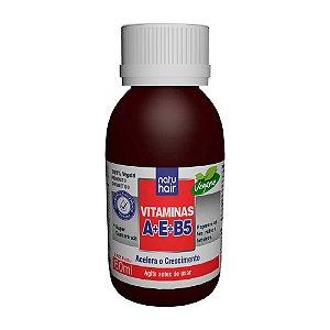 Vitaminas A+ E + B5  NatuHair 60ml