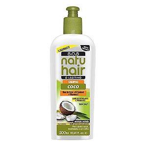 Shampoo Coco S.O.S NatuHair 300ml