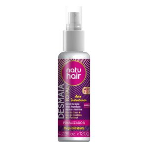 Spray Finalizador Desmaia Total NatuHair 120ml