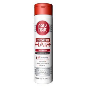 Shampoo Cicatri-Hair NatuHair  300ml