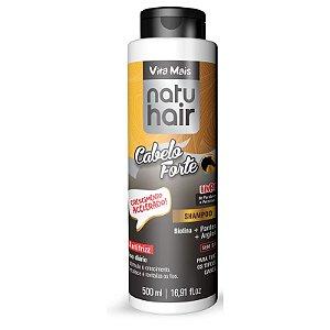 Shampoo Vita Mais NatuHair Cabelo Forte 500ml