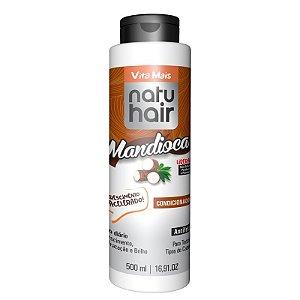 Condicionador Vita Mais NatuHair Mandioca 500ml