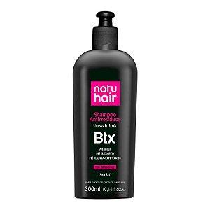 Shampoo Antirresíduos BTX NatuHair 300ml