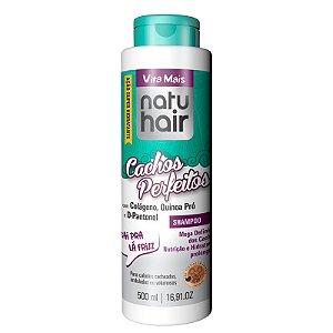 Shampoo Vita Mais Natuhair Cachos Perfeitos 500ml