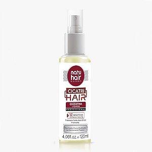 Queratina Líquida Cicatri-Hair NatuHair 120ml