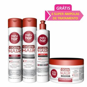 Kit Cicatri-Hair NatuHair