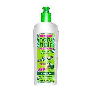 Shampoo Óleo de Abacate S.O.S NatuHair 300ml