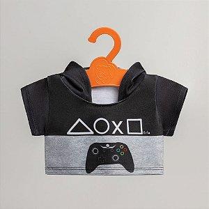Camisa de Moletom Game Criamigos