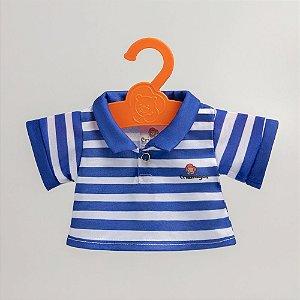 Camisa Polo Listrada Criamigos