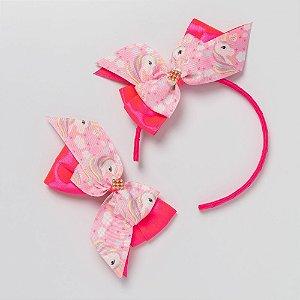 Kit Arcos Unicórnio Pink Criamigos