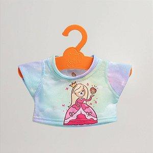 T-Shirt Princesa Criamigos