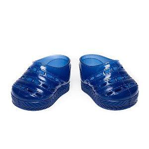 Sapatilha Croc Azul
