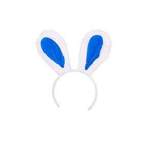 Tiara Coelho Azul