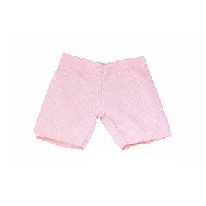 Calção Fashion Rosa