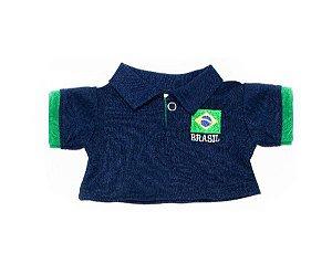 Camiseta Polo Brasil