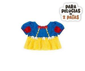 Vestido Princesa Anões