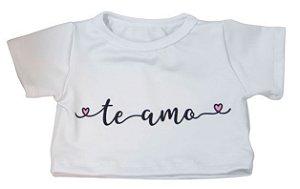 T-shirt Te Amo
