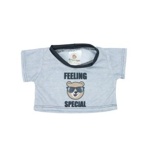 Camiseta Cinza Feeling Special