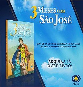 LIVRO 3 MESES COM SAO JOSE