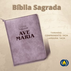 BIBLIA ZIPER STRIKE - MEDIA - ROSA