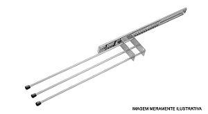 Porta Panos Deslizante TTS 40 202 Branco