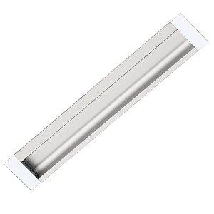 Puxador Concha IL 155 Alumínio Anodizado 392mm