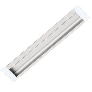 Puxador Concha IL 155 Alumínio Anodizado 192mm