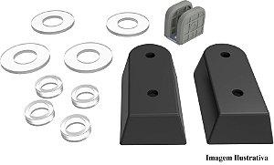 Kit de Transformação Sistema EVO para MDF em EVO para Vidro
