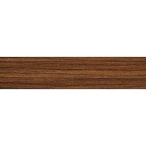 Fita de Borda PVC Nogueira Caiena Design 22x0,45mm c/ 20m