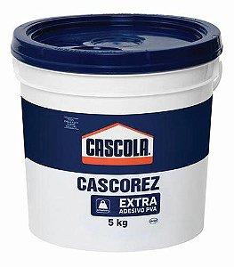 Cola Branca PVA Cascorez Extra 5Kg