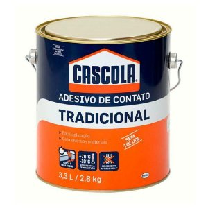 Cola Contato Tradicional 2,8Kg
