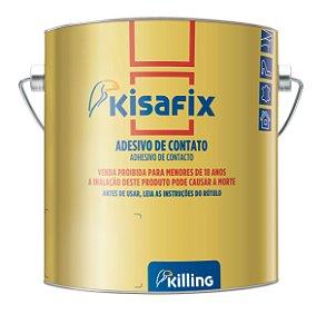 Cola de Contato Premium Kisafix 2,8Kg