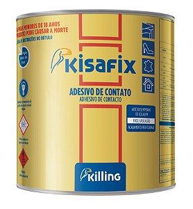Cola de Contato Premium Kisafix 750g