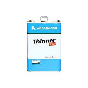 Thinner Especial para Nitro 18L