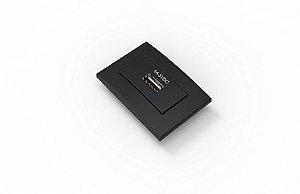 Tomada Preto USB
