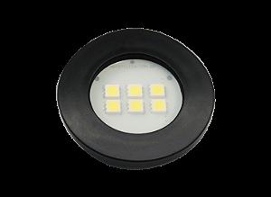 Luminaria Circular 46mm 6 Leds