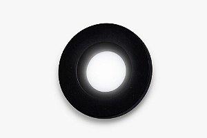 Luminaria Circular 35mm 4 Leds