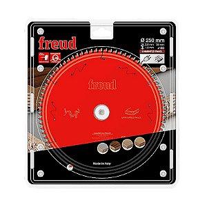 Disco de Serra Circular 250mmX80ZXFuro 30mm X 2.8mm - FR23L001T - Freud